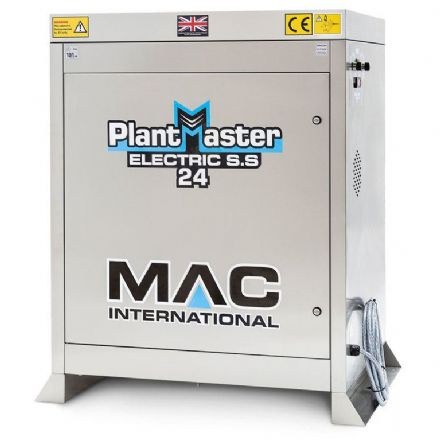 Mac Plantmaster ALL Electric Hot Pressure Washer